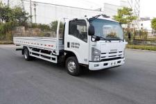 五十铃国五单桥货车192马力6吨(QL1100A8LA)