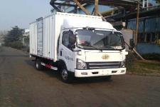 解放牌CA5077XXYP40K50L1E5A84型厢式运输车图片