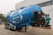 通亚达牌CTY9400GSN35型散装水泥运输半挂车图片