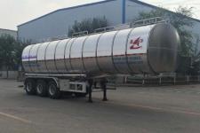 昌骅牌HCH9400GRH40型润滑油罐式运输半挂车图片