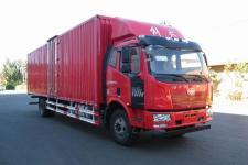 解放牌CA5180XXYP62K1L7E5型厢式运输车图片