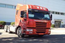 解放牌CA4250P2K2T1E5A82型平头柴油牵引车图片