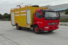 程力威牌CLW5110GXSE5型清洗洒水车图片