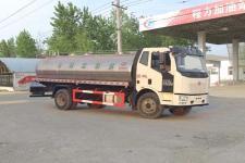 国五解放鲜奶运输车