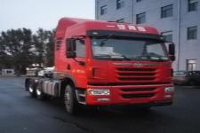 解放牌CA4250P1K2T1E5A82型平头柴油牵引车图片