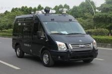 中警牌ZYG5032XKC5型勘察车