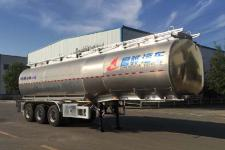 昌骅牌HCH9400GRH42型润滑油罐式运输半挂车图片