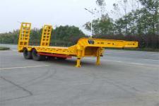 汇联牌HLC9345TDP型低平板半挂车