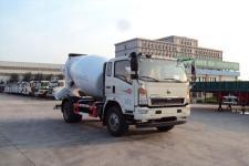唐鸿重工牌XT5160GJBZZ38G5型混凝土搅拌运输车图片