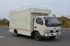 东风国五4米2流动餐车厂家直销