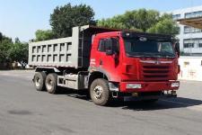 解放牌CA3251P2K2L4T1E5A80-2型平头柴油自卸汽车图片