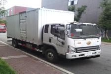 解放牌CA5165XXYP40K8L3E5A85型厢式运输车图片