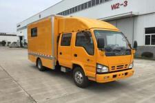 中汽牌ZQZ5071XJCQ5型检测车