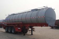 昌骅牌HCH9406GYS型液态食品运输半挂车图片