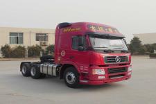 大运牌CGC4250D5ECCK型牵引汽车图片