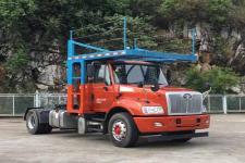 柳特神力牌LZT5185TBQK2E5R7A90型车辆运输半挂牵引车