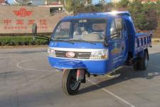 五征牌7YPJZ-16100PD5型自卸三轮汽车图片