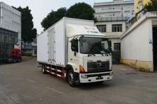 广汽日野国五单桥厢式运输车271-305马力5-10吨(YC5180XXYFH8JW5)