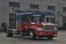 柳特神力牌LZT5185TBQK1E5R7A90型车辆运输半挂牵引车