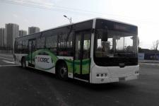 12米|10-42座中国中车混合动力城市客车(TEG6129EHEV11)