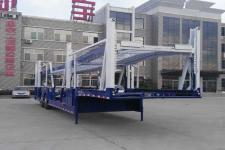 斯派菲勒牌GJC9202TCC型乘用车辆运输半挂车