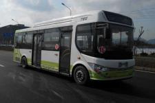 8.2米 10-24座中国中车纯电动城市客车(TEG6820BEV03)