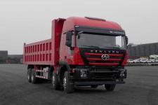 红岩牌CQ3316HMVG426L型自卸汽车图片