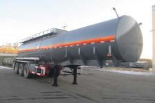 陆平机器牌LPC9402GFWS型腐蚀性物品罐式运输半挂车图片