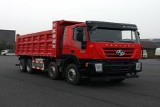 红岩牌CQ3316HMDG306S型自卸汽车图片