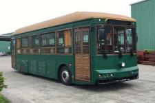 广通客车牌SQ6103BEVBT9型纯电动城市客车
