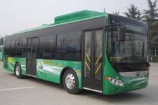 10.5米宇通插电式混合动力城市客车