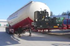 雨辰牌SCD9403GFL型低密度粉粒物料运输半挂车图片