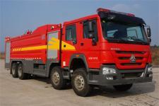 金盛盾牌JDX5410GXFPM240/H5型泡沫消防车