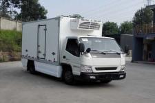 玉柴专汽牌NZ5070XLCEV型纯电动冷藏车图片