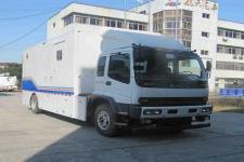 航天牌SJH5121XYL型医疗车