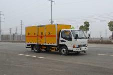 江特牌JDF5070XRYHFC5型易燃液体厢式运输车