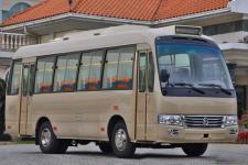 8.1米金旅XML6809JEVM0C纯电动城市客车