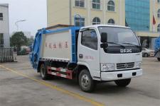 天威缘牌TWY5070ZYSE5型压缩式垃圾车