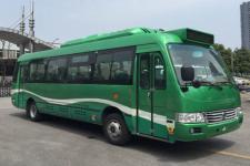 福达(FORTA)牌FZ6809UFBEV型纯电动城市客车