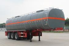 景阳岗牌SFL9405GRY型易燃液体罐式运输半挂车