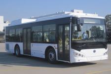 申龙牌SLK6109UDHEVZ型插电式混合动力城市客车图片