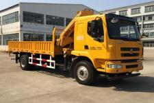 凌扬(FXB)牌PC5181JSQ型随车起重运输车