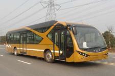 青年牌JNP6123BEV3N型纯电动城市客车