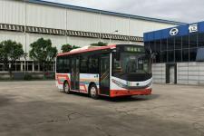 8米恒通客车CKZ6801NA5城市客车
