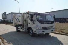 青专牌QDZ5081TCABBE型餐厨垃圾车图片