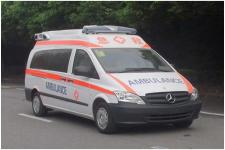 天坛牌BF5032XJH型救护车