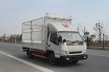 江铃牌JX5048CCYXG2型仓栅式运输车图片