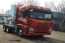 解放牌CA4250P26K2T2E5A80型平头柴油牵引车图片