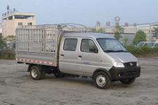 长安牌SC5031CCYGAS54型仓栅式运输车图片