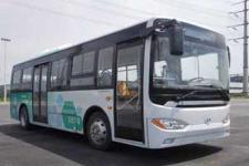 蜀都牌CDK6850CBEV6型纯电动城市客车